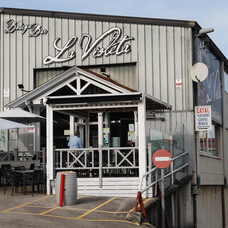 Restaurante Bodega La Violeta