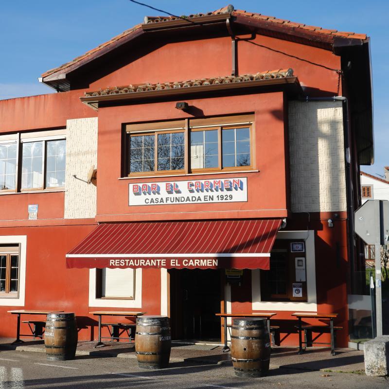 Bar Restaurante El Carmen