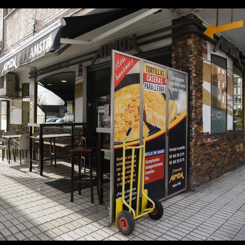 Cafetería Nimon