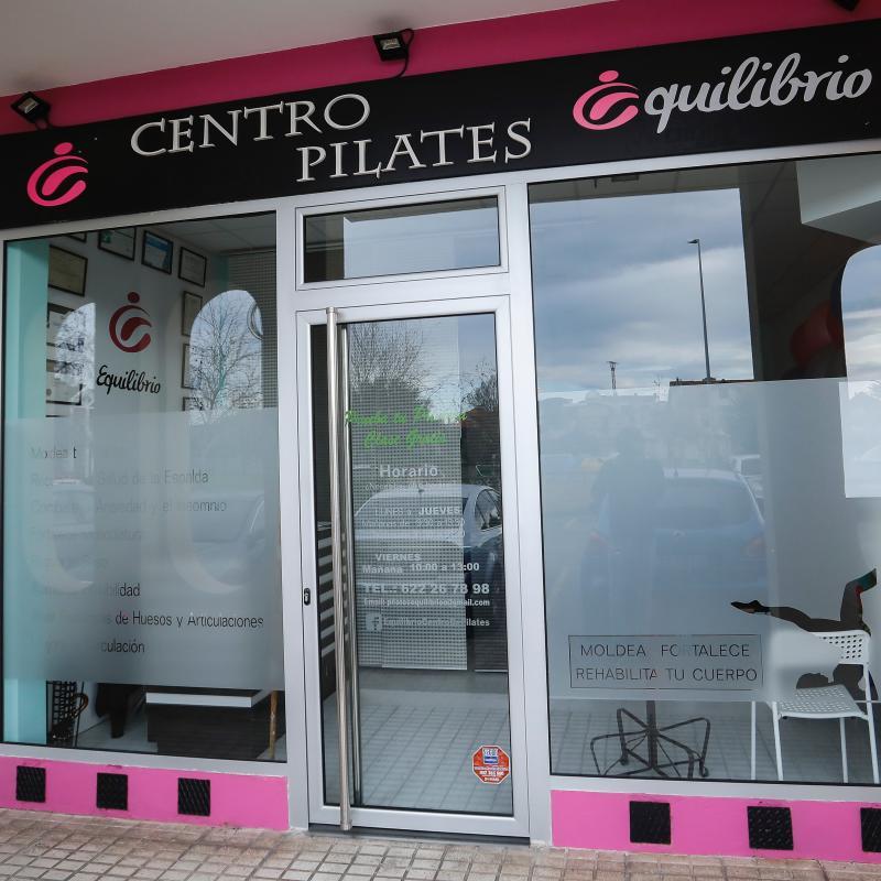 Centro de Pilates Equilibrio