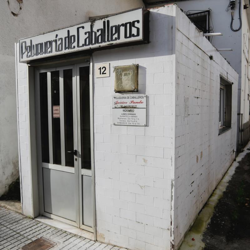 PELUQUERÍA CABALLEROS BEZANA
