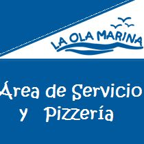 Área de Servicio - Pizzeria la Ola Marina