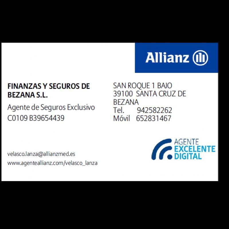 FINANZAS Y SEGUROS DE BEZANA SL